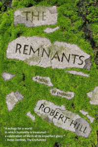 Powell's Launch: The Remnants by Robert Hill @ Powell's City of Books | Portland | Oregon | United States